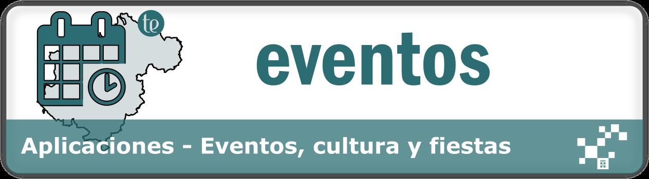 Aplicaciones - Eventos, cultura y fiestas