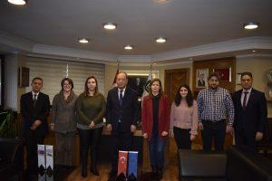 Visita de estudio a Ereğli
